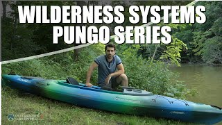 Wilderness Systems Pungo 120 & 125 Kayaks