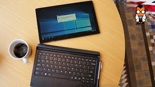 Alcatel PLUS 12 Hands On - A 2 in 1 Tablet PC