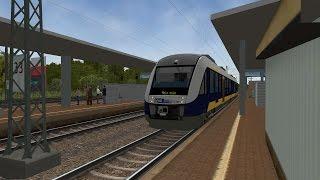 Lets Play Open Rails mit der NWB nach Hildesheim Folge 2