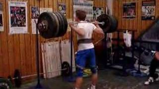 weightlifter øystein