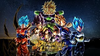 THE MOST POWERFUL CHARACTERS IN DRAGON BALL LEGENDS