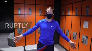 Russia: Gyms, swimming pools reopen as COVID-19 restrictions lifted in Moscow
