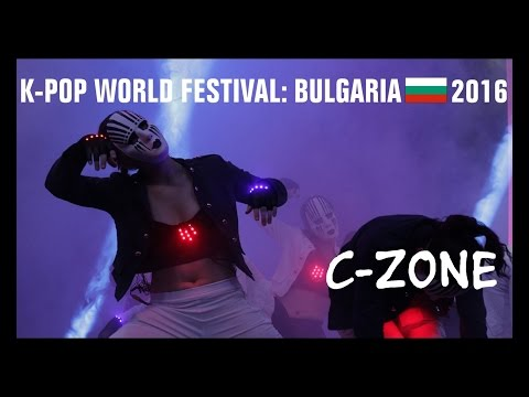 A6P - Face off dance cover by C-Zone [K-pop World Festival 2016 Bulgaria]