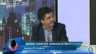 Mario Garcés: España pasa hambre mientras Sánchez nos vende a Alicia en el país de las maravillas