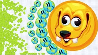 Agar.io Teams Goes Wrong Fails/Wins Solo vs Team Best Moments Agario Mobile Gameplay