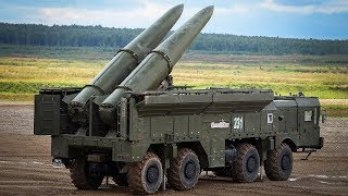 Russian 9K720 ISKANDER-M Tactical Missile: Load Launch Impact
