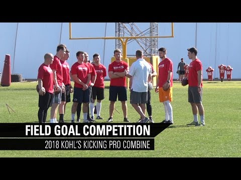 Field Goal Competition | 2018 Kohl