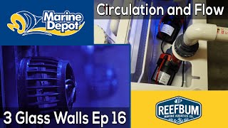 Circulation: 3 Glass Walls with Reefbum Part 16