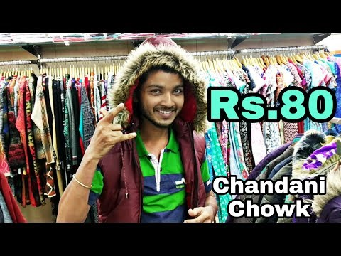 CHANDANI MARKET Chor Bazar | CLOTH IN CHEAP PRICE | KOLKATA