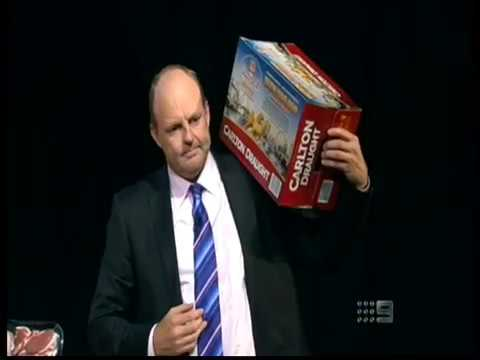 AFL Footy Show   Return Of Billy's Wheel First Show 2011