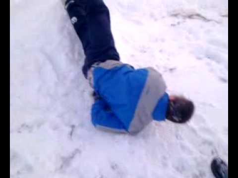 adam atherton failing at snowboarding