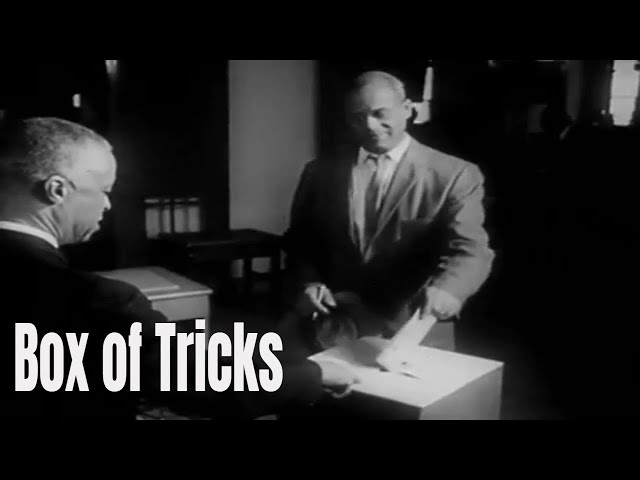 Box Of Tricks (Norman Lamont cover of Ms Fi and the Lost Head Band song)