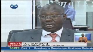 KRC to revamp Nairobi rail lines to ease traffic jams