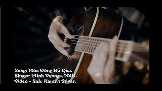 [Karaoke] Mùa Đông Đã Qua - Beat chuẩn Guitar - Minh Vương M4U