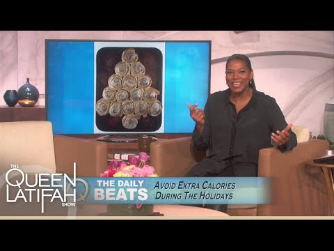 Daily Beats: Beat The Holiday Gain | The Queen Latifah Show