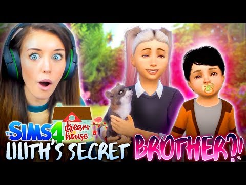🦊LILITH FINDS A FOX! AND A SECRET BROTHER...!?👦🏻 (The Sims 4 #59!🏡)
