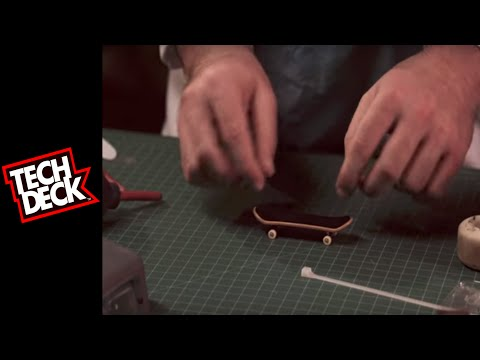 Tech Deck Trick Tape - Getting Started