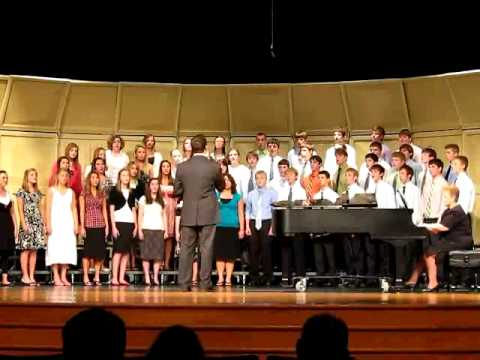 Grandview Park Baptist School Mixed Choir - May 2009