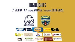 HIGHLIGHTS - Florigel Futsal Andria vs. Audace Monopoli