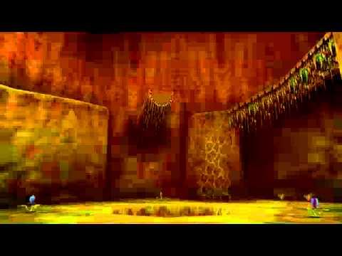Inside the Deku Tree 10 Hours - The Legend of Zelda Ocarina of Time