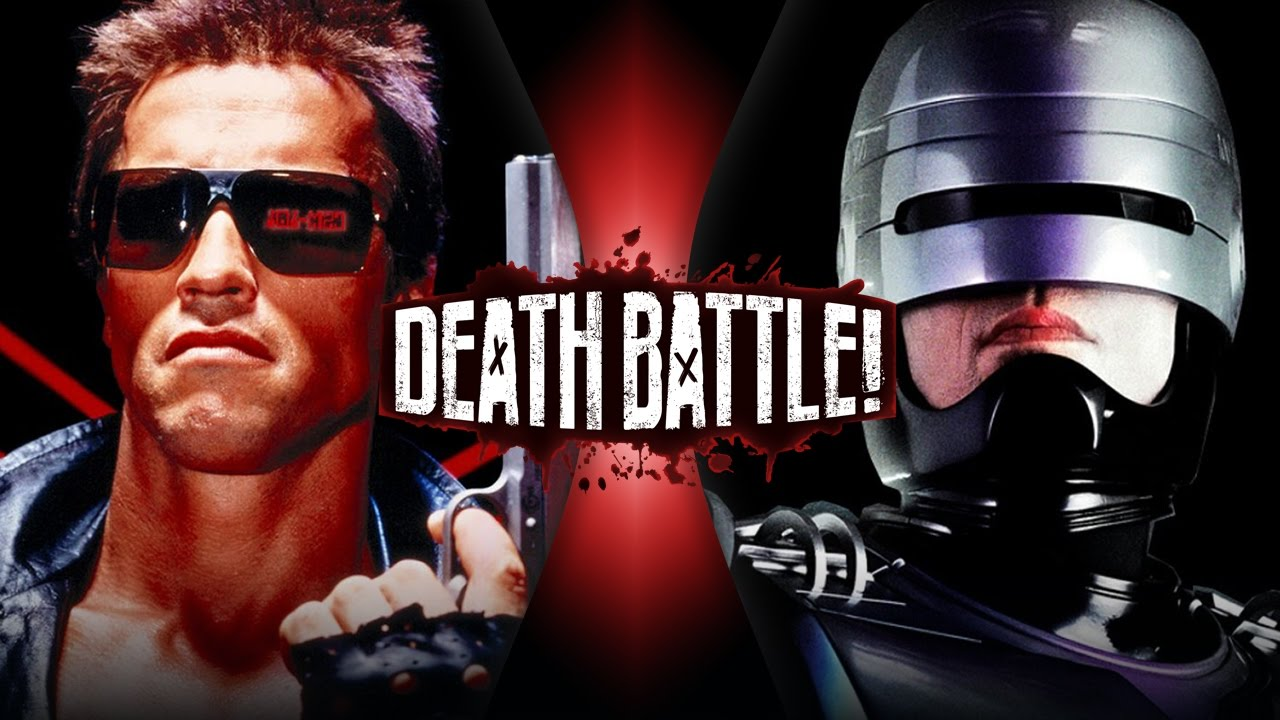 Terminator VS RoboCop | DEATH BATTLE!
