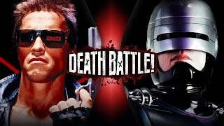 Repeat youtube video Terminator VS RoboCop | DEATH BATTLE! | ScrewAttack!