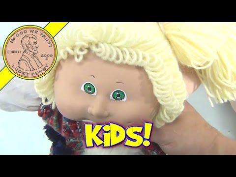 Cabbage Patch Dolls, 1980s Doll Lot - Xavier Roberts - Cabbage Patch Kids