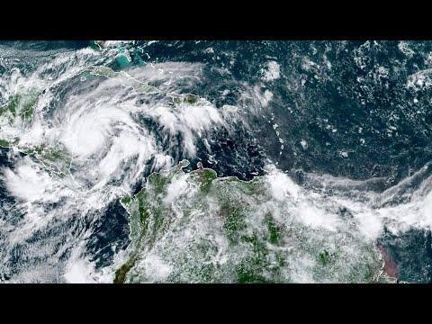 Nicaragua and Honduras evacuate coast before Hurricane Eta