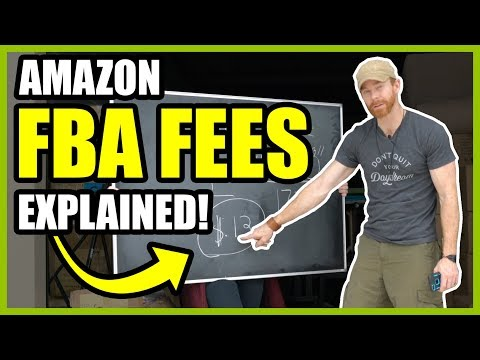 fba-fees-on-amazon---amazon-fees-2018