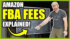 FBA Fees on Amazon - Amazon Fees 2018
