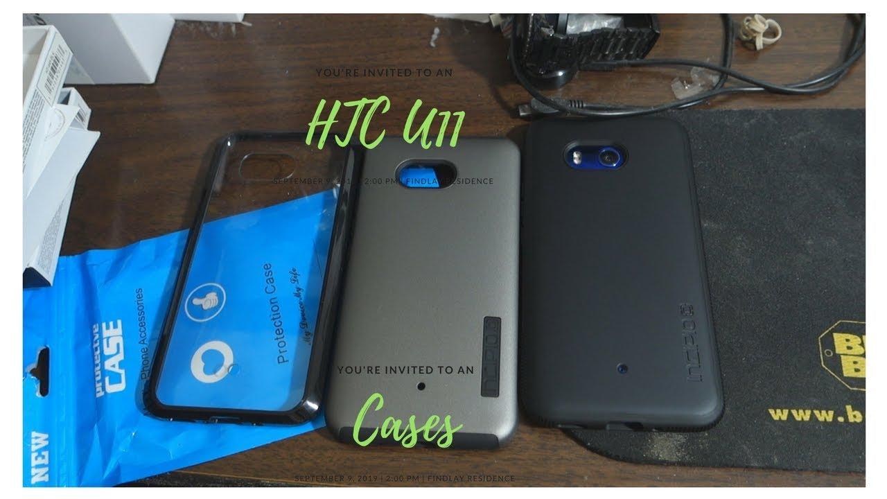 best website efb93 8156a HTC U11 Cases (incipio, Dretal)