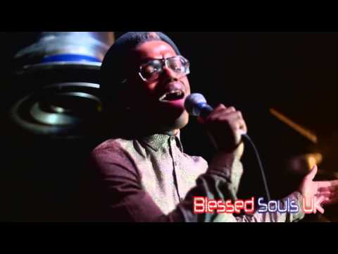 "Lawrence Rowe - ""On my own (no longer)"" live @BlessedSoulsUK #BSUK"
