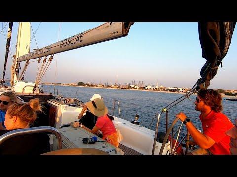 Dubai Offshore Sailing Club: Tuesday Pursuit Race