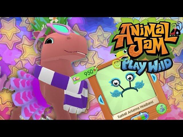 I'm Back!! + Updates & Spending Sapphires! | Animal Jam Play WIld