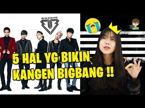 5 HAL YG BIKIN KANGEN BIGBANG ㅠㅠ - JELI #13