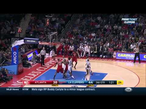 Atlanta Hawks vs LA Clippers | January 5, 2015 - NBA Season 2014-15