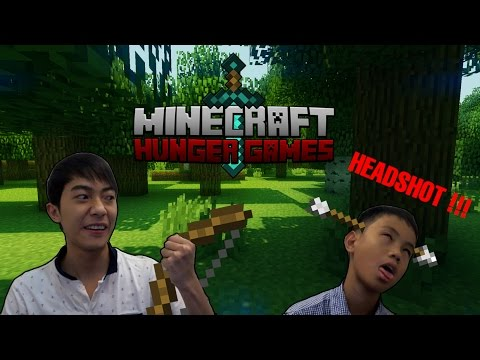 BOOM ! HEADSHOT !!! | Minecraft The Hunger Games part 6