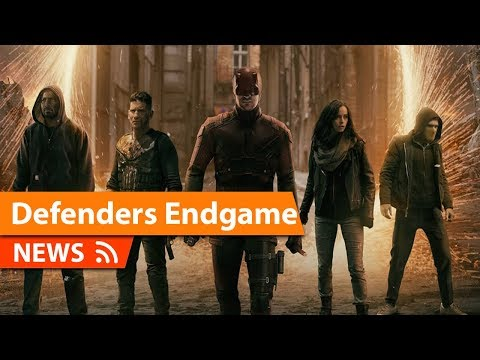 Why Marvel Netflix Characters Weren't in Avengers Endgame Explained by Writer