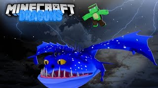 HUNTING THUNDERDRUM DRAGONS.....FROM ABOVE!  - Minecraft Dragons