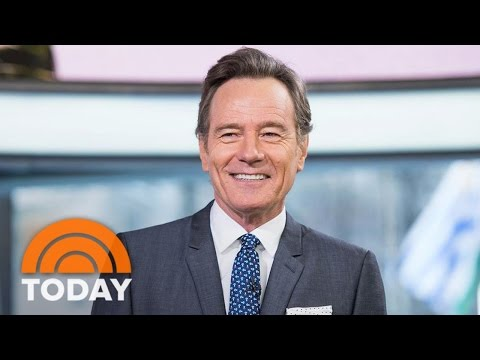 Bryan Cranston Goes From 'Breaking Bad' To Good Guy In 'Power Rangers' | TODAY