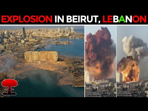 TRUE REASON BEHIND BEIRUT'S EXPLOSION!!!!