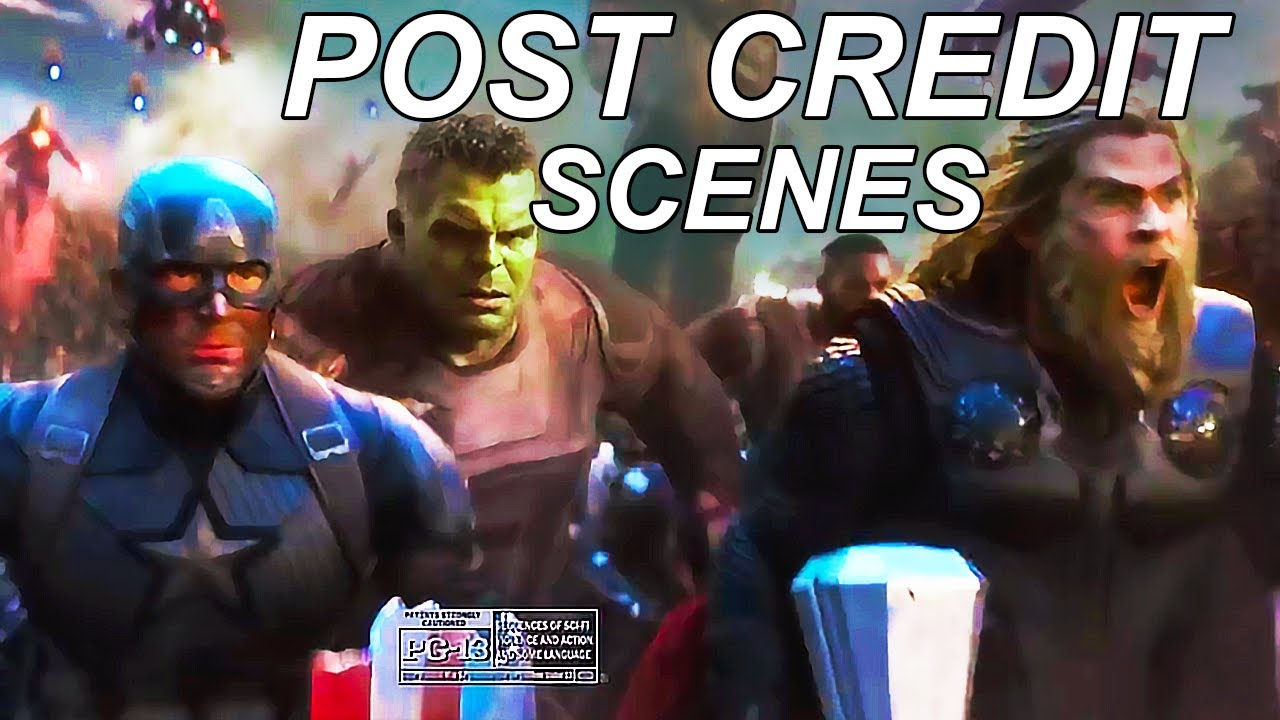 Avengers: Endgame Will Return to Theaters With New Post-Credits Scene