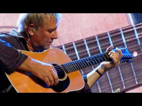 ALEX LIFESON acoustic solo & Closer to the Heart Syracuse New York State Fair Time Machine Tour 2010