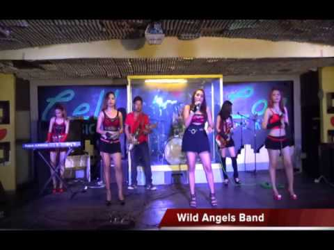 new video for WILD ANGELS female band