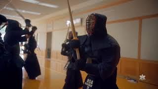 Видео о кендо и иайдо от содружества клубов боевых искусств