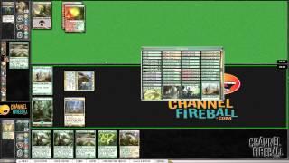Channel ShipItHolla  - Modern Mono Green Devotion #2 (Match 1, Game 1)