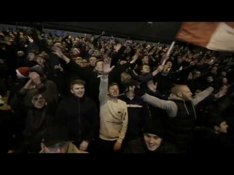 617 SQUADRON - LINCOLN CITY VS Oldham Athletic - FA Cup 2nd Round