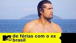 A chegada de Miguel, ex da Gabi | De Férias com o Ex Brasil Ep. 02