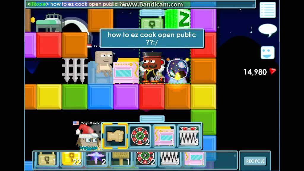 E z cook oven making some food youtube growtopia trick e z cook oven public youtube forumfinder Choice Image