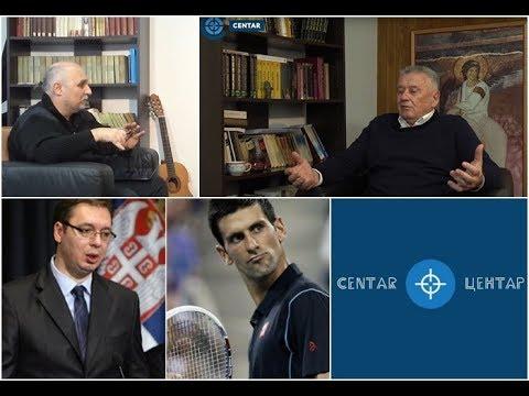 U CENTAR Velja Ilić Novaka zbog Vučića narod nije mogao da gleda